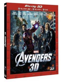Avengers - Blu-ray 3D
