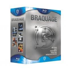 Coffret Braquage Blu Ray