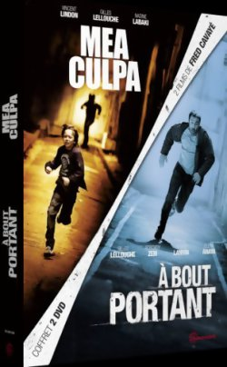 Coffret Fred Cavayé - DVD