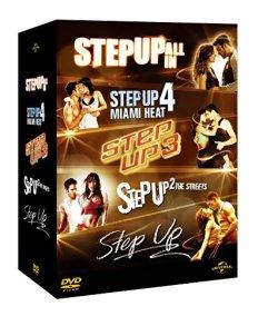 Coffret intégrale sexy dance - DVD