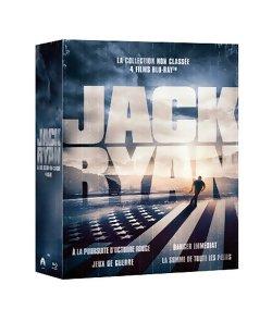 Coffret Jack Ryan - Coffret Blu Ray