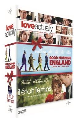 Coffret Richard Curtis - DVD