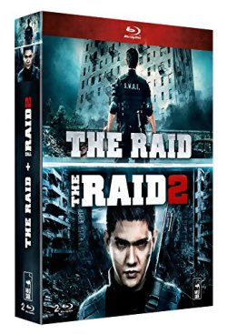 Coffret The Raid - Blu Ray
