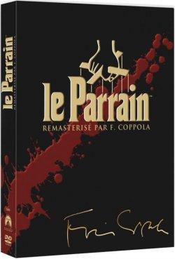 Coffret Trilogie Le Parrain
