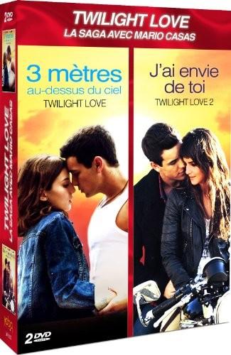 """Twilight Love 1 """"3 mètres au-dessus du ciel"""" en Dvd & Blu-Ray"""