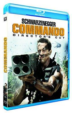 Commando (Director's Cut) - Blu ray