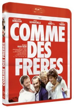 Comme des frères - Blu Ray