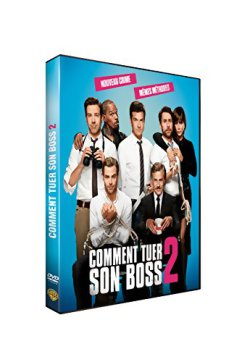 Comment tuer son boss 2 - DVD