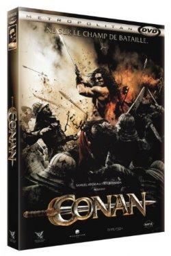 Conan 2011 DVD