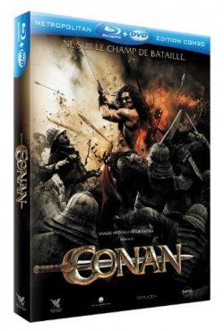 Conan 2011 Blu Ray
