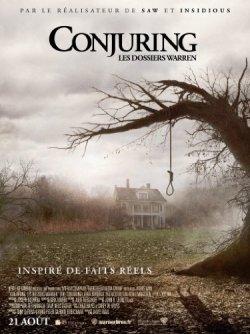 Conjuring: Les Dossiers de Warren - DVD