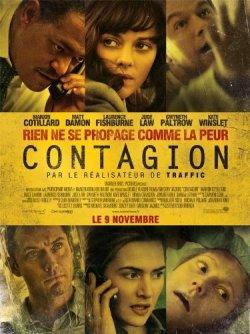 Contagion Blu Ray