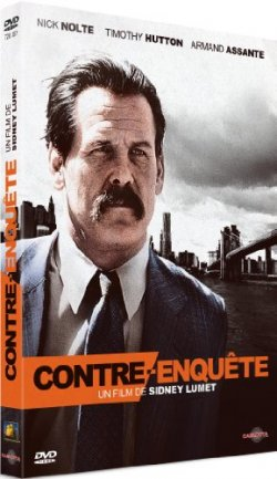 Contre Enquête - DVD