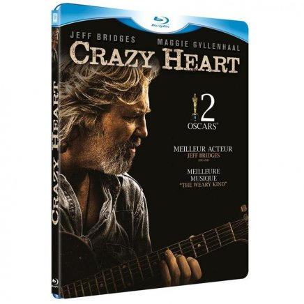 Test Blu-ray du film Test Blu-ray du film Crazy Heart