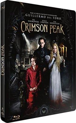 Crimson Peak - Blu Ray [SteelBook]