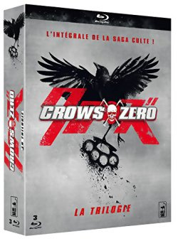 Crows Zero - Coffret Trilogie Blu Ray