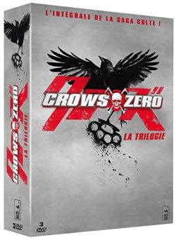 Crows Zero - Coffret Trilogie DVD