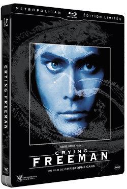 Crying Freeman - Blu Ray