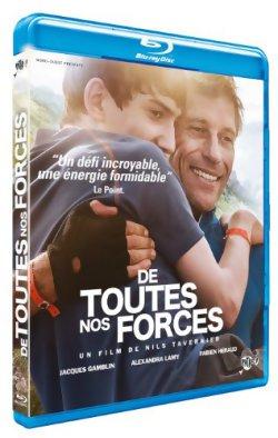 De toutes de nos forces - Blu Ray
