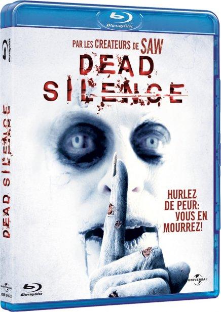 Test du Blu-Ray Test du Blu-Ray Dead Silence de James Wan de James Wan