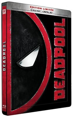Deadpool - Blu Ray [SteelBook]