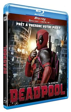 Deadpool - Blu Ray