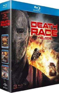 Death Race - Coffret Trilogie Blu Ray