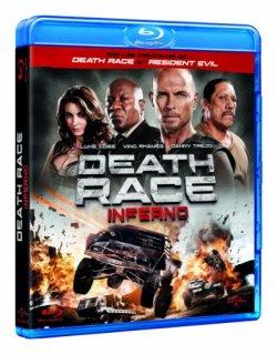 Death Race: Inferno - Blu Ray