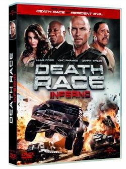 Death Race: Inferno - DVD