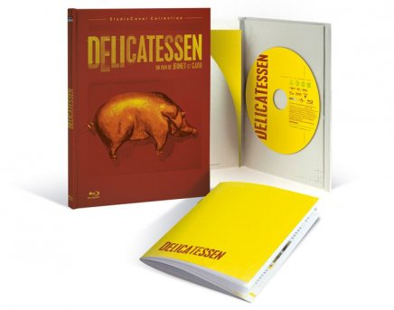 Studiocanal Collection en Blu-ray