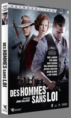 Des hommes sans loi - DVD