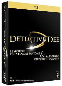 Detective Dee - L'intégrale Blu Ray