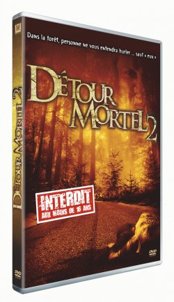 Détour mortel 2 - DVD