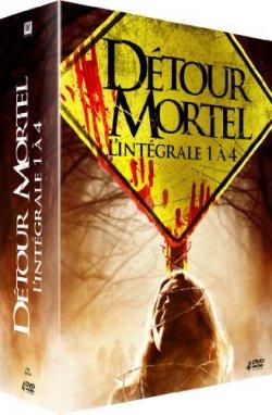 Détour mortel - L'intégrale DVD