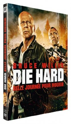 Die Hard : Belle journée pour mourir - DVD