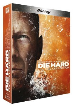 Die Hard : Coffret Blu-Ray Intégrale