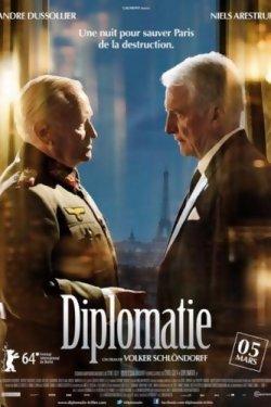 Diplomatie - Blu Ray