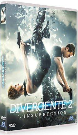 Divergente 2 : L'insurrection - DVD