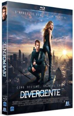 Divergente - Blu Ray