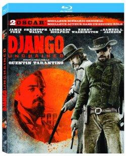 Django Unchained - Blu Ray