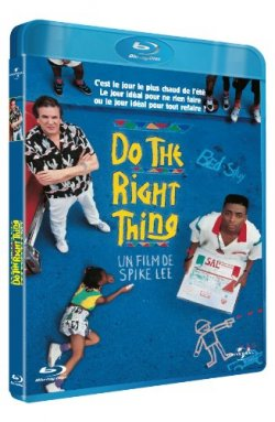 Do the Right Thing - Blu Ray