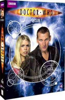 Doctor Who Saison 1 DVD
