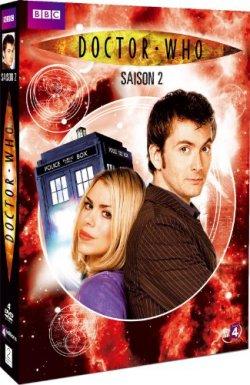 Doctor Who Saison 2 DVD