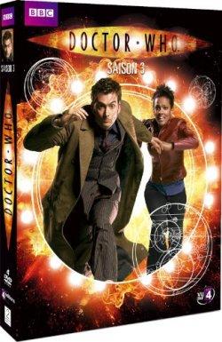 Doctor Who Saison 3 DVD