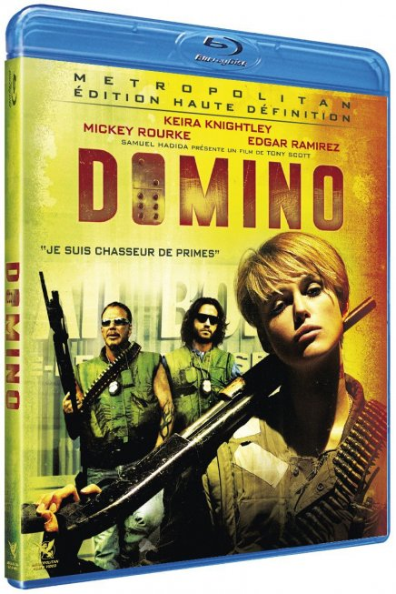 Domino en Blu Ray