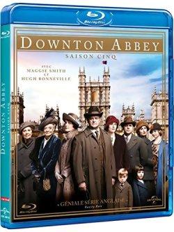 Downton abbey, saison 5 - Blu Ray
