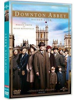 Downton abbey, saison 5 - DVD