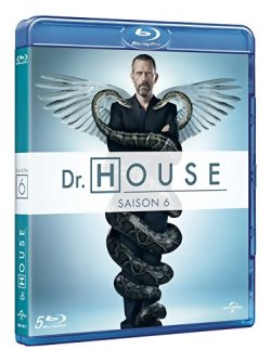 Dr. House Saison 6 - Blu Ray