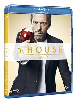 Dr. House Saison 7 - Blu Ray