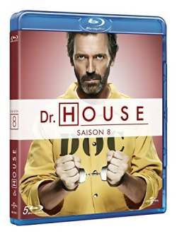 Dr. House Saison 8 - Blu Ray